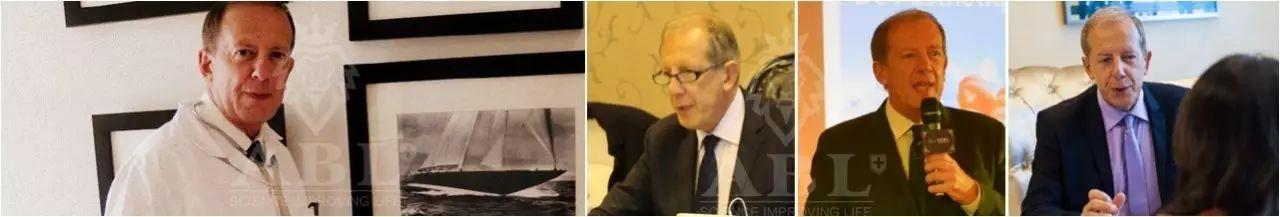 法国巴黎赫尔曼医院医学抗衰中心院长、欧洲医学抗衰协会主席Dr.Gerard Bersand(杰拉德•本善)