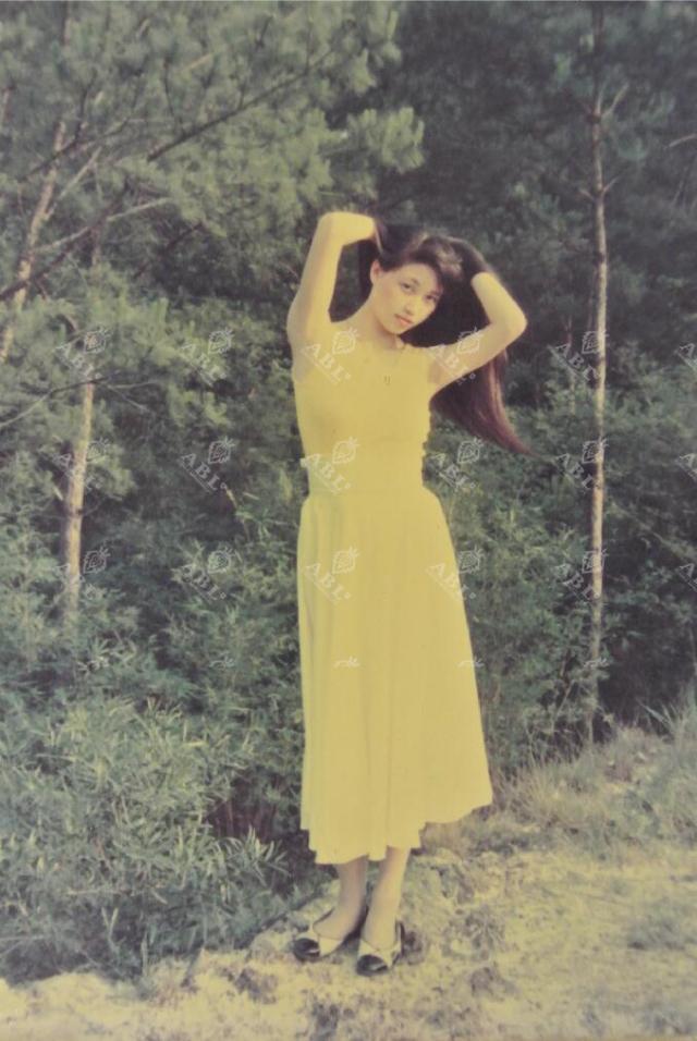 瑞士铂思琳女神 张欣悦女士18岁照片