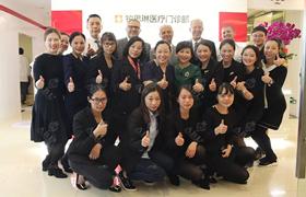 来宾不仅可接触到欧美和中国的顶尖医生团队,更可尽享各项机能提升服务,营养专家指导、机能训练、运动指导等。